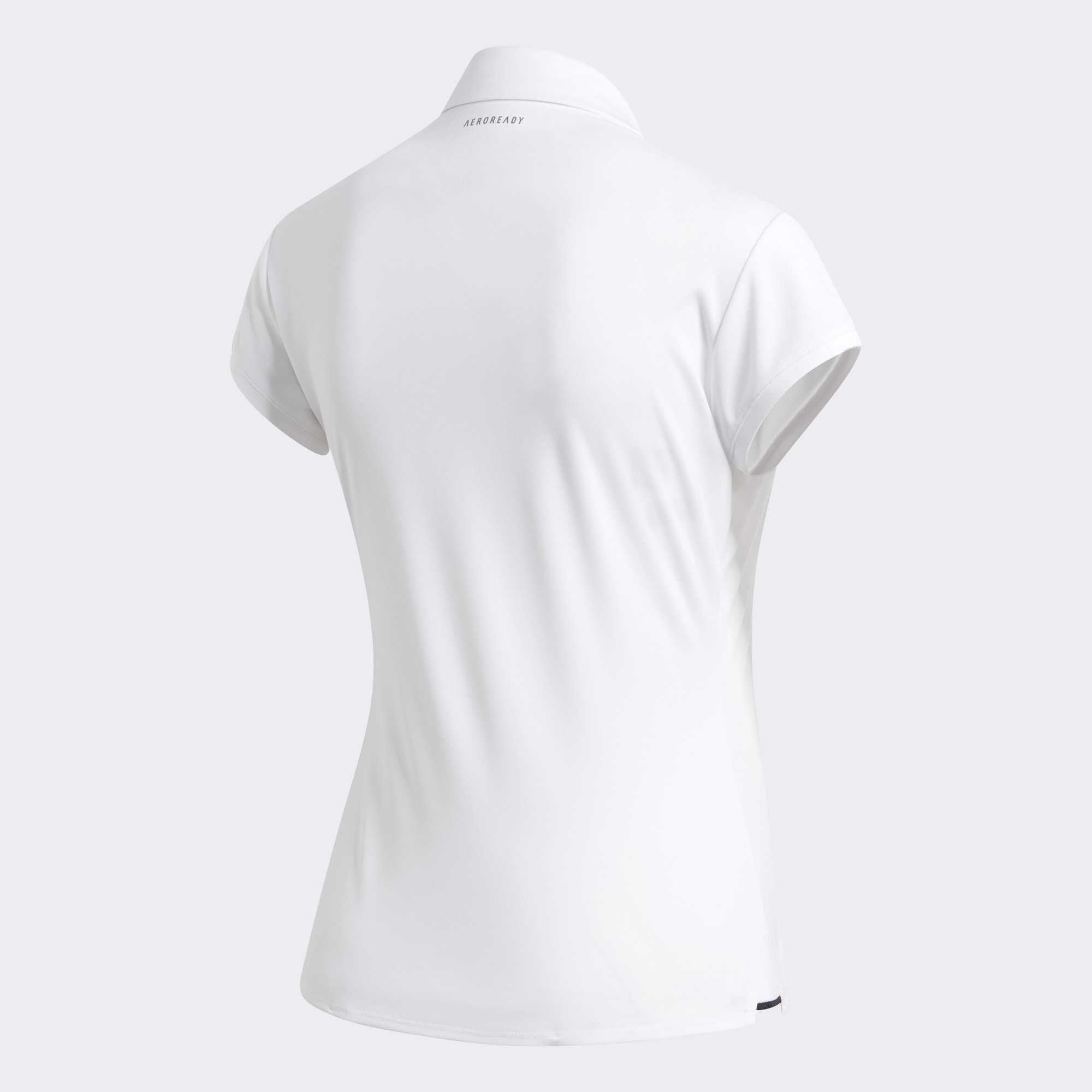 Áo Polo Tennis Nữ Adidas Club 3 Str Polo FK6986