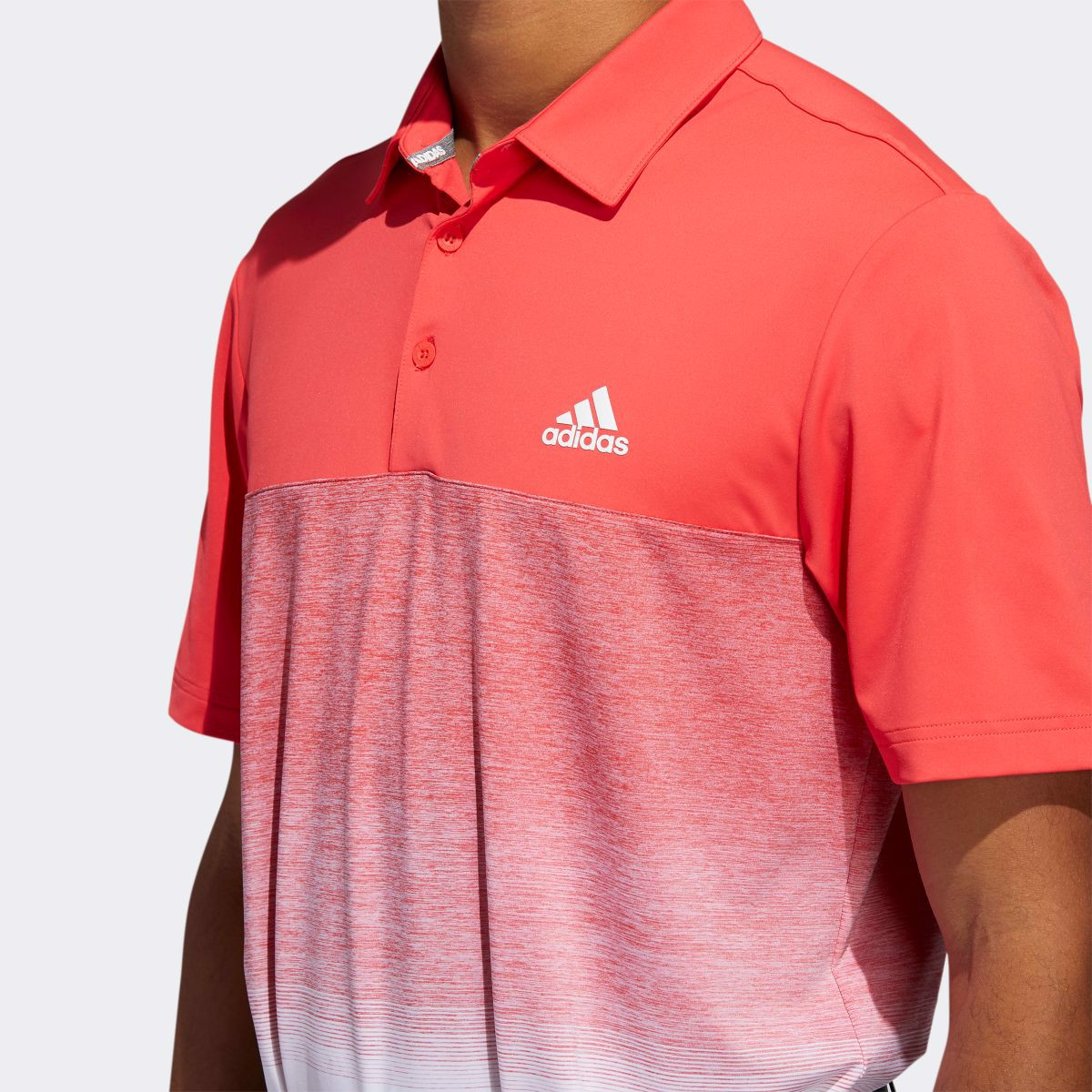 Áo Polo Golf Nam Adidas Ultimate 1.1 Print FQ2986