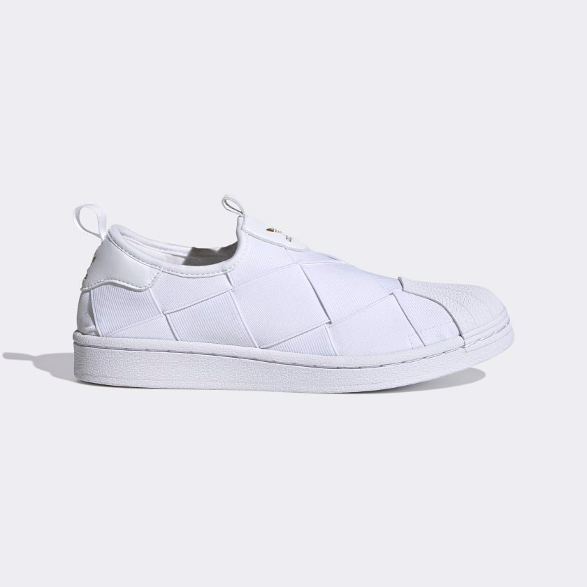 Giày Originals Nữ Adidas Superstar Slip On W FV3186