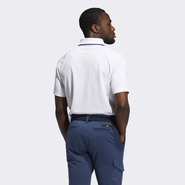 Golf Nam Adidas Statement No Show Polo GM0061