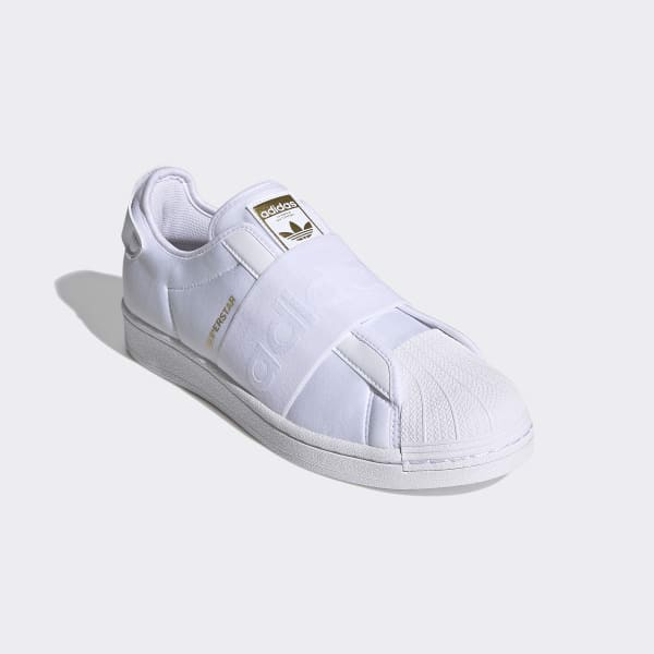Giày Originals Unisex Adidas Superstar Slipon GZ8398