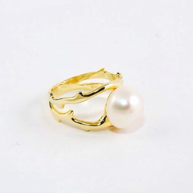 Nhẫn Freshwater Pearl