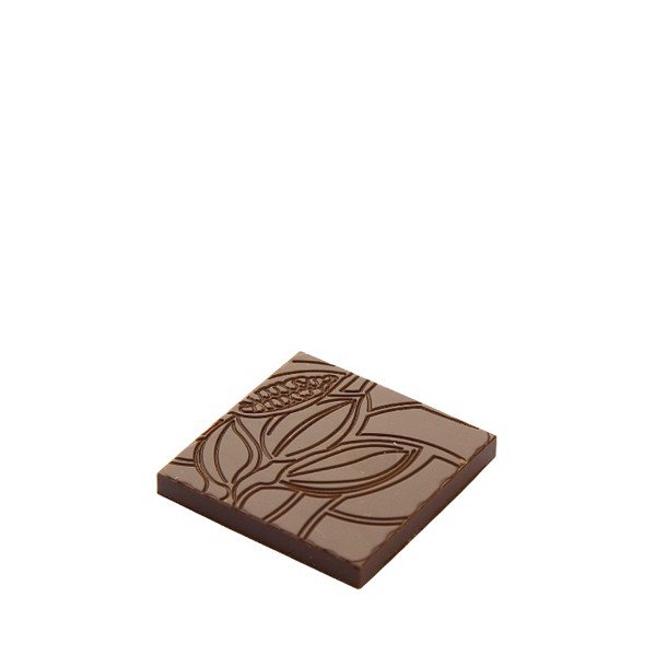 Chocolate Mould Napolitain Cocoa Bean CF0207