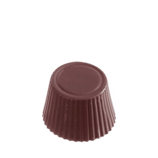 Chocolate Mould Cup Round CW1002