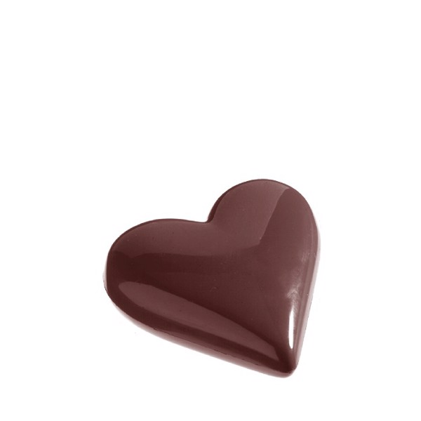 Chocolate Mould Heart 119mm CW1148