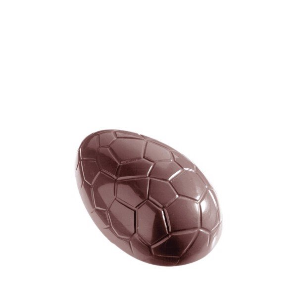 Chocolate Mould Egg Kroko 88mm CW1163