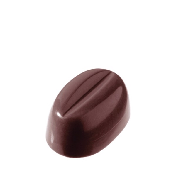 Chocolate Mould Coffeebean Small CW1529
