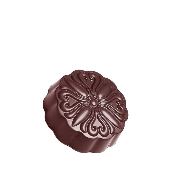 Chocolate Mould Mooncake CW1542
