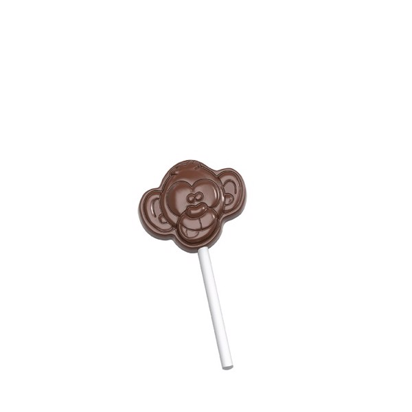 Chocolate Mould Lolly Monkey CW1681