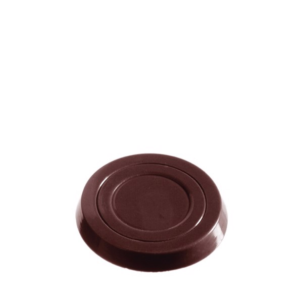 Chocolate Mould Relogio Ø39mm CW2067