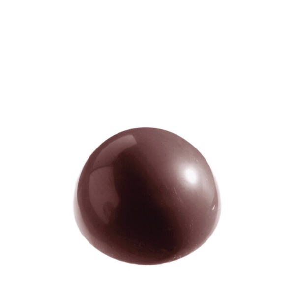 Chocolate Mould Half Sphere Ø70mm CW2253