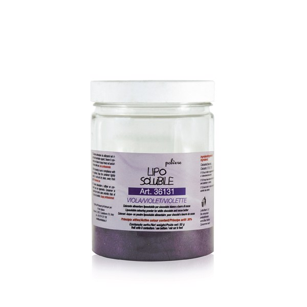 Fat Soluble Colouring Powder Violet
