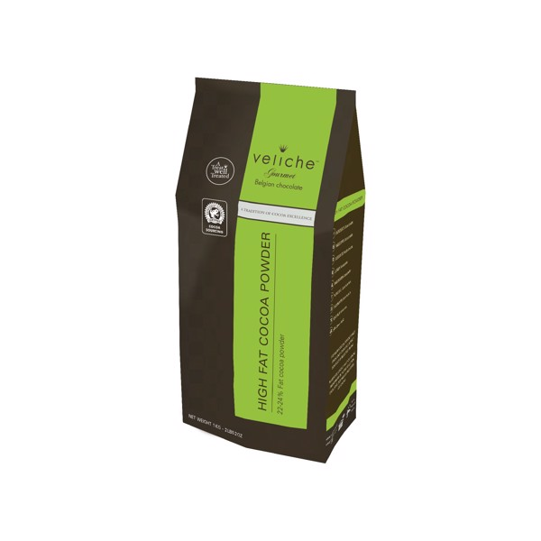 Bột Cacao Nguyên Chất Veliche