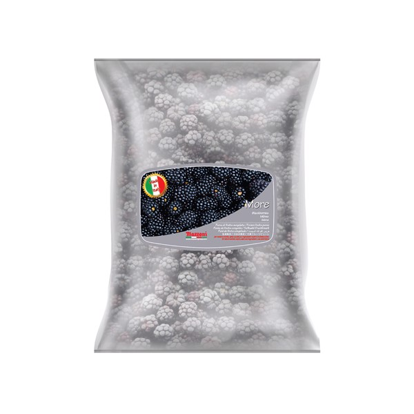 Frozen IQF Black Berries