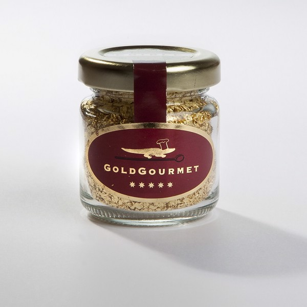 Gold 23 Carat Powder 1 Gram
