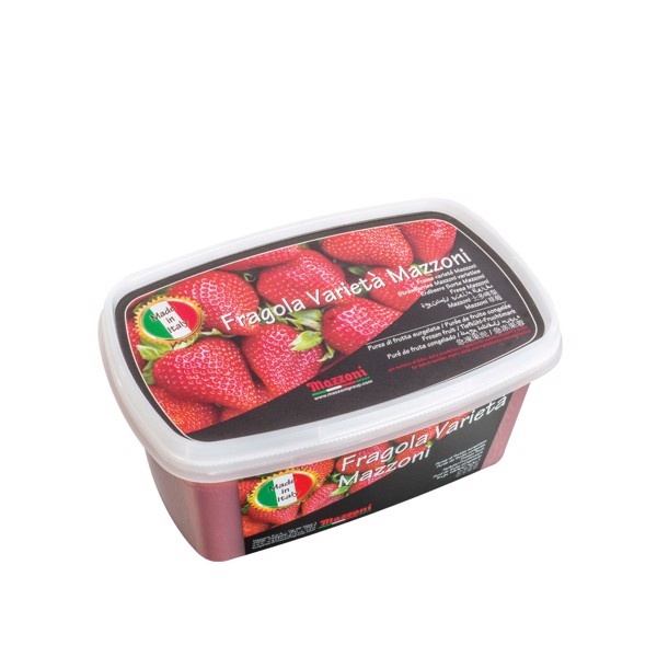 Strawberries Camarosa Puree