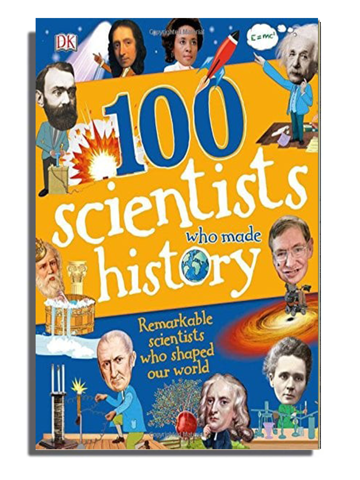100 Scientists who made History