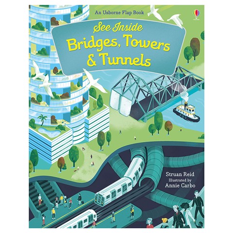 See Inside Bridges, Towers & Tunnels