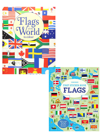 COMBO FLAG OF THE WORLD