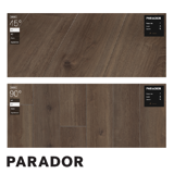 Sàn gỗ Parador - Oak Cas­tell Smoked Wide plank - 1371174