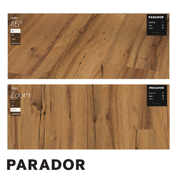 Sàn gỗ Parador - Oak His­tory Wide plank - 1593795
