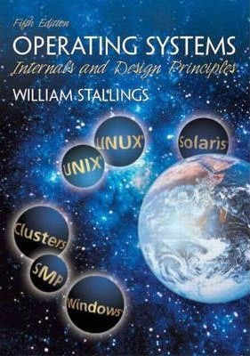 Operating Systems : Internals and Design Principles: United States Edition