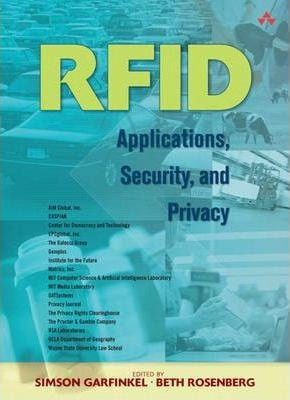 RFID : Applications, Security, and Privacy