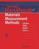 Springer Handbook of Materials Measurement Methods