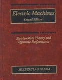 Electric Machines Sarma 02 HB