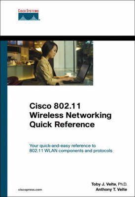 Cisco 802 11 Wireless NTWKG Quick Ref