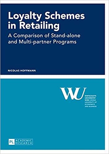 Loyalty Schemes in Retailing