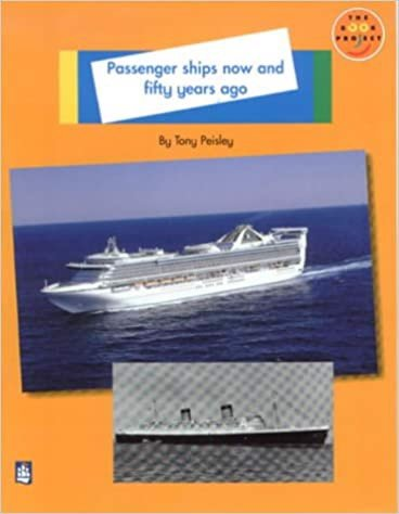 Longman Book Project: Passenger Ships Now and Fifty Years Ago