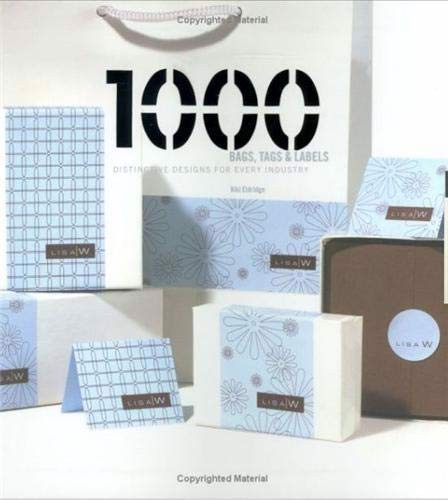 1,000 Bags, Tags, and Labels : Distinctive Designs for Every Industry_Kiki Eldridge_9781592531837_Rockport Publishers Inc.