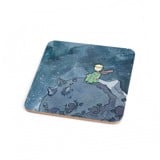 Wood Coaster Little Prince 15