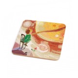 Wood Coaster Little Prince 18