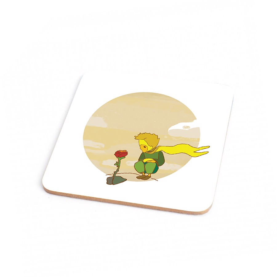 Wood Coaster Little Prince 19