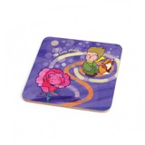 Wood Coaster Little Prince 21