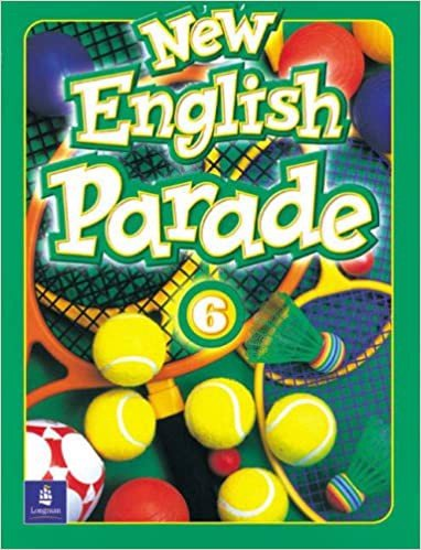 New English Parade: Level 6 Students' Book
