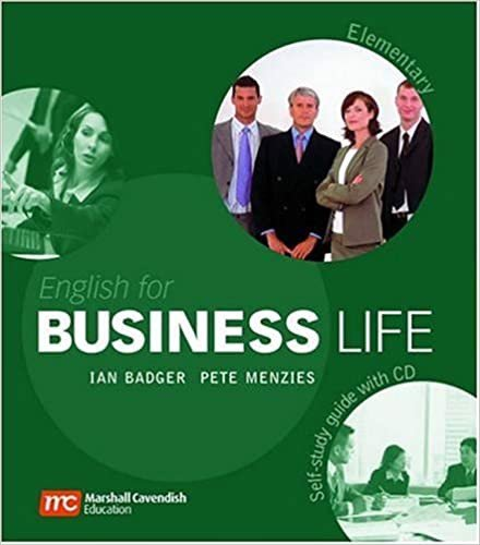 English for Business Life Elementary: Self-Study Guide