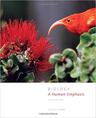 Biology: A Human Emphasis