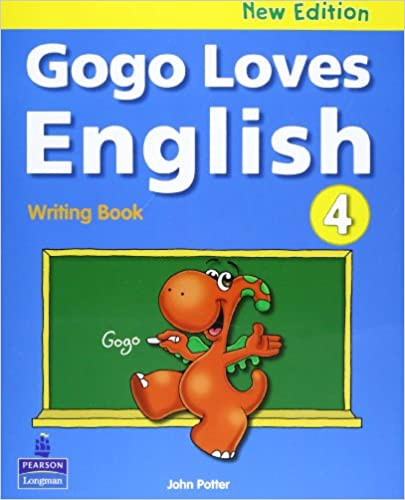 Gogo Loves English Writing: Bk.4