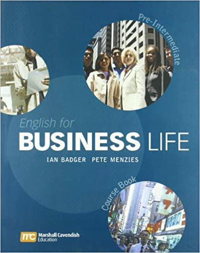 English for Business Life: Pre-Intermediate