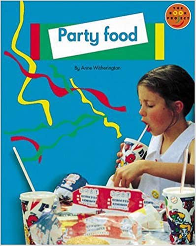 Longman Book Project: Party Food