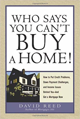 Who Says you Can't Buy a Home