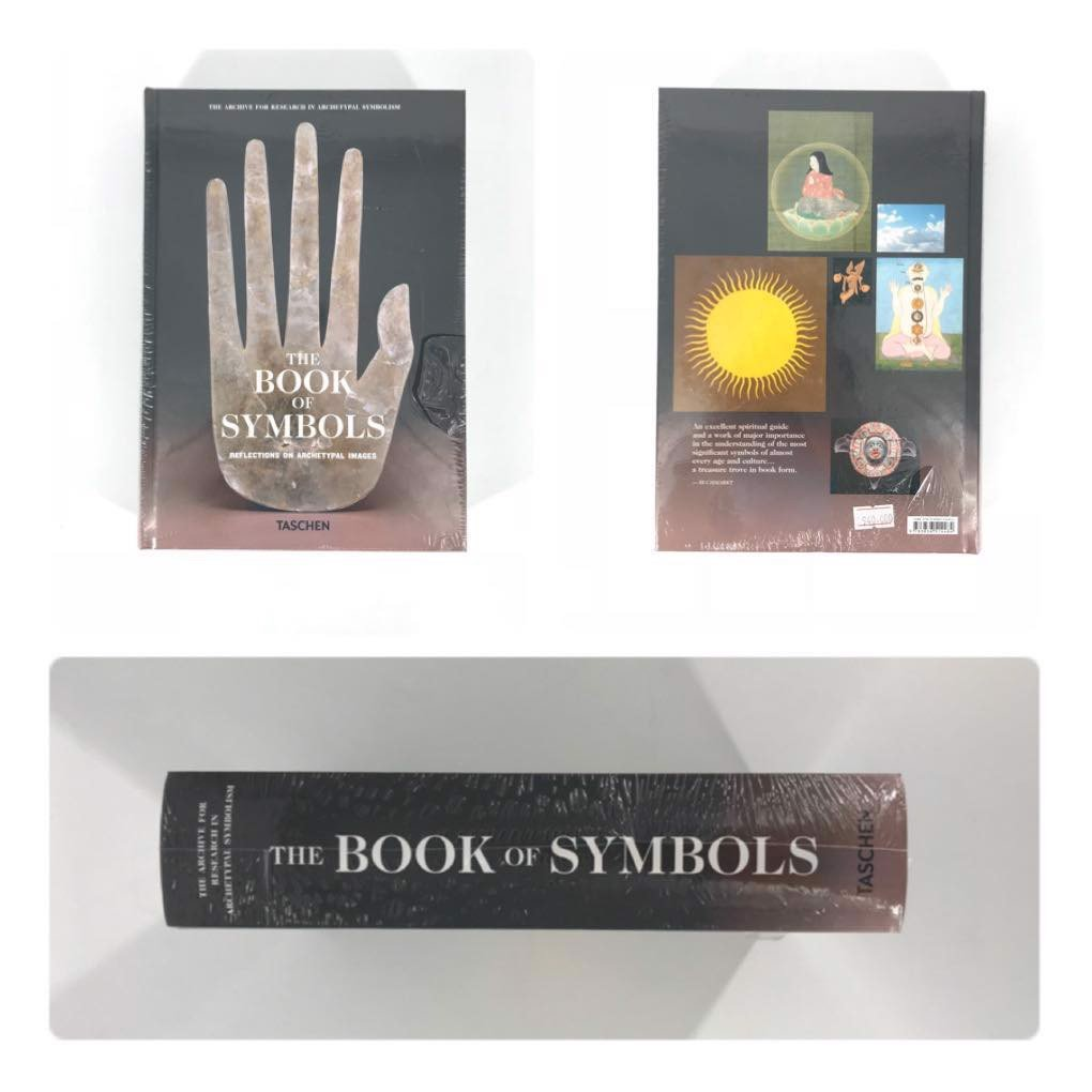 The Book of Symbols - Aras - 9783836514484 - Taschen