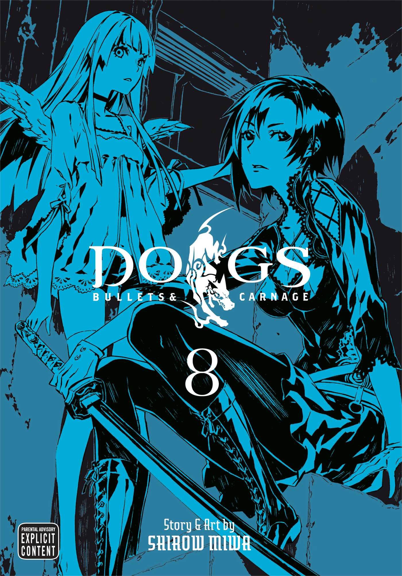 Dogs, Vol. 8 Paperback