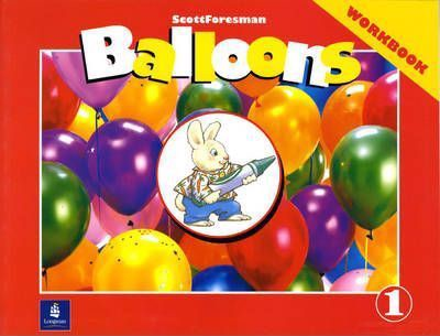 Balloons: Kindergarten, Level 1 Workbook