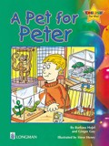 A Pet for Peter - English for Me! Bk. 4