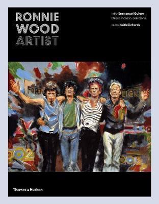Ronnie Wood: Artist_Ronnie Wood_9780500519899_Thames & Hudson