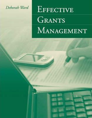Effective Grants Management
